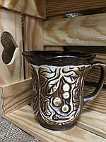 Керамическая чашка Ажур Фрукты