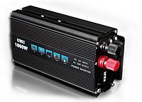 Преобразователь напряжения 12V в 220V UKC 1000W AC/DC SSK (20) ZC