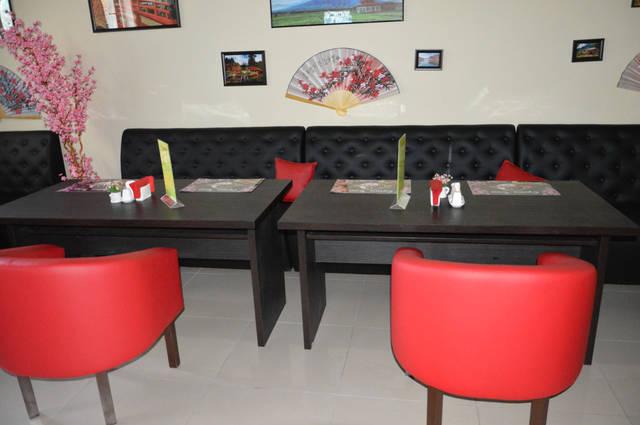 Диваны и кресла для суши-бара 3