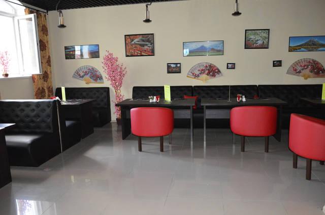 Диваны и кресла для суши-бара 2