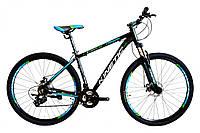 """Велосипед KINETIC STORM 29"""", рама 18"""", черно-синий"""