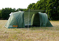 Палатка туристическая 2 спальни ММ 3000