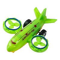 Игрушка машинка самолет инертный