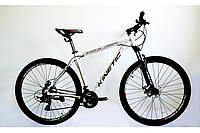 """Велосипед KINETIC STORM 29"""", рама 20"""", бело-красный"""
