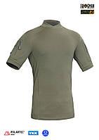 """Рубашка тренировочная полевая """"FRT-DELTA"""" (Frogman Range T Polartec Delta) Olive Drab"""
