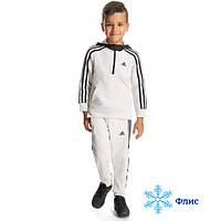Теплый спортивный костюм Adidas для мальчика