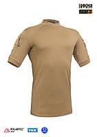 """Рубашка тренировочная полевая """"FRT-DELTA"""" (Frogman Range T Polartec Delta) Coyote Brown"""