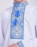 Вышитая подростковая сорочка 140-170 рост, фото 1
