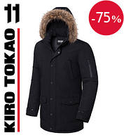 Японская модная зимняя куртка Kiro Tokao