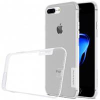 "TPU чехол Nillkin Nature Series для Apple iPhone 7 plus (5.5"") (Бесцветный)"