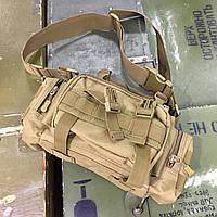 Сумка Protector Plus Y108 3P (Coyote), фото 1