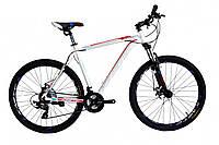 """Велосипед KINETIC STORM 27.5"""", рама 17"""" , бело-красный"""