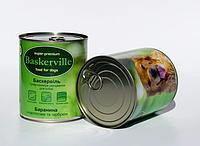 Консервы Baskerville для собак баранина с картофелем и тыквой, 800 г