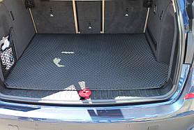 Коврик полимерный багажника BMW X3 F25 2010- материал EVA черн.