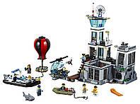 Набор Лего Сити Остров Тюрьма LEGO City Police Prison Island