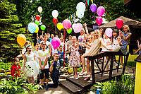 Аниматоры проведение выпускного начальной школы заказать в кафе Харьков