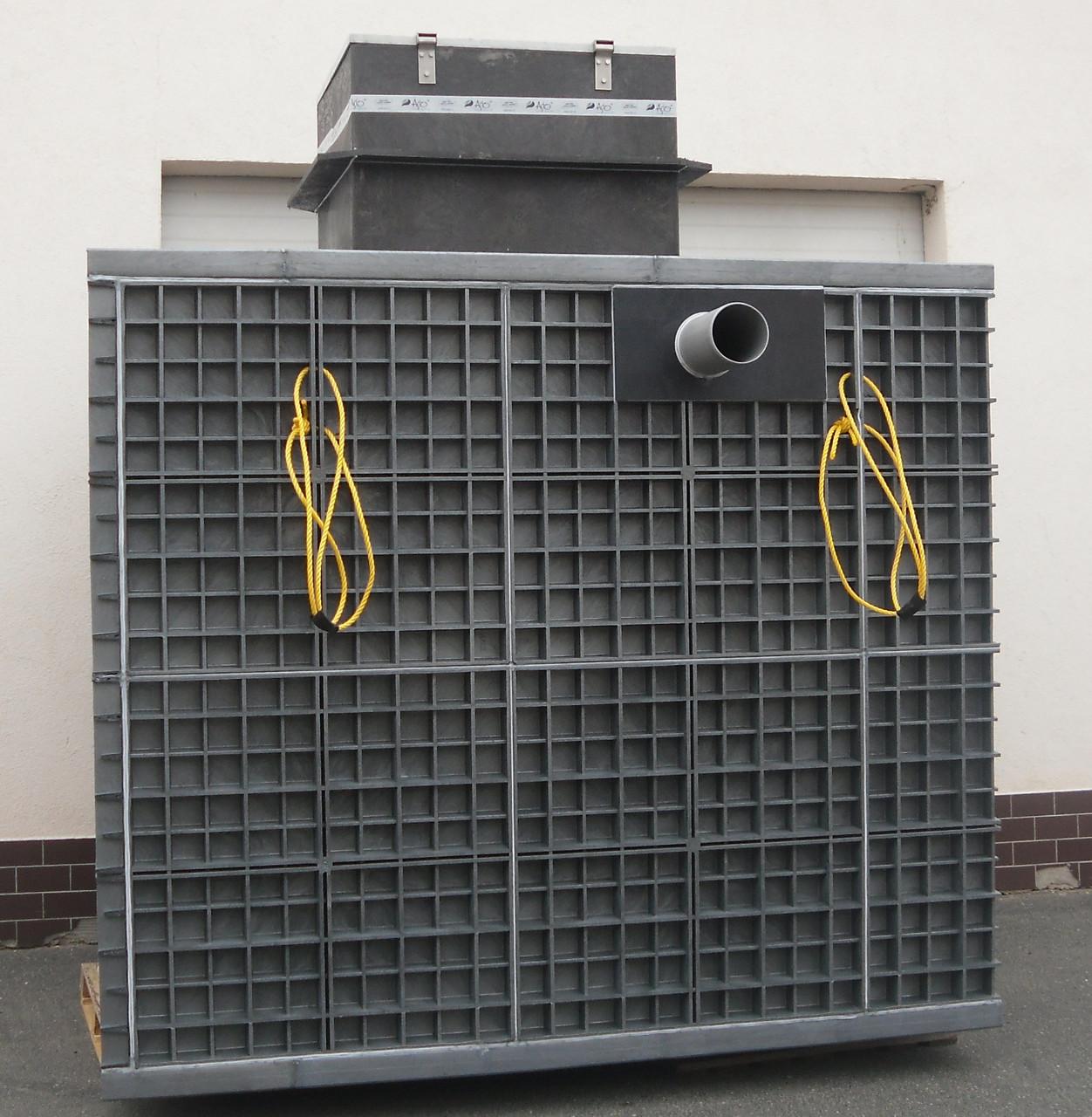 Нефтеуловитель (сепаратор нефтепродуктов) НФ-БИО-6П