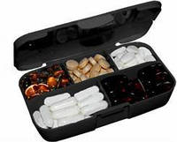 Таблетница для спортивного питания