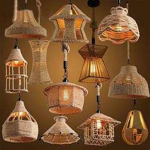 Світлодіодна лампа Едісона Filament VINTAGE TWIST-6 6W D125 Е27 2200K (мат.золото) Код.58960, фото 2