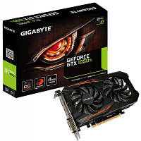 Видеокарта GIGABYTE GeForce GTX1050 Ti 4096Mb OC (GV-N105TOC-4GD)