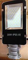 Свет-к LEMANSO уличный на столб 1LED 30W 6400K 3450LM / CAB46-30