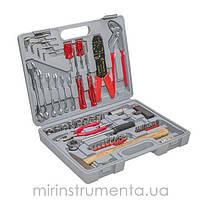 Набор инструмента с комплектом метизов и аксессуаров 100ед. [] INTERTOOL ET-5100