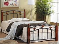 Кровать металлическая односпальная Hilda S (Хильда) 90*1900 Onder Metal