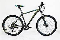 "Велосипед KINETIC STORM 27.5"", рама 19"" , черно-голубой"