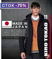 Японская стильная зимняя куртка Киро Токао - 8807