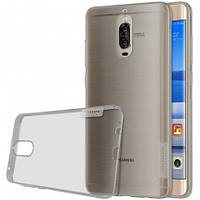 TPU чехол Nillkin Nature для Huawei Mate 9 Pro (Серый)