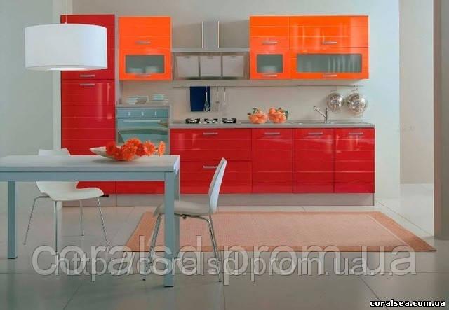 Кухня с крашенными фасадами купить - CoralSea - все лучшее для вашего дома в Киеве