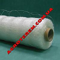 Сетка  шпалерная цветочная белая 1,2м *500м (15*15), фото 1