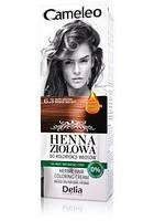 """Краска-мусс для волос травяная на основе натуральной хны """"Delia"""" CAMELEO HENNA CREME (??ml), фото 1"""