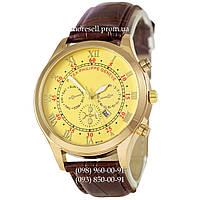 Часы Patek Philippe B218 Geneve Brown-Gold
