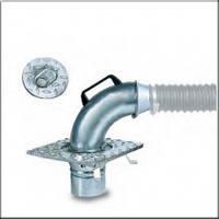 Filcar PZ-150-CURVA - Напольная вытяжная скважина для подключения внутренних шлангов