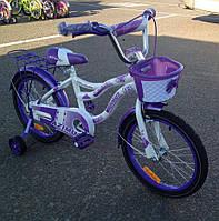 "Детский велосипед Azimut Kiddy 16"""