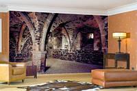 Печать виниорвых фотообоев на флизелиновой основе Древний зал