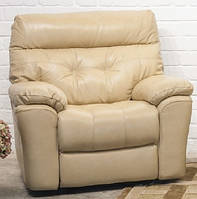 """Кресло """"Монако"""" Кресло с электрическим реклайнерами, Коричневый"""