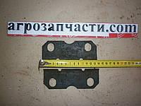 Пластина трения КЗНМ 08.405, Косилки сегментно-пальцевой КС-Ф-2,1Б-4 ..