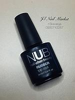 Закрепитель для гель лака NUB Rubber Top 14ml