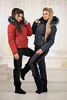 """Костюм плотная плащевка """" аляска  250 синтепон куртка( теплая )150 синтепон штаны -2 цвета роле№2076"""