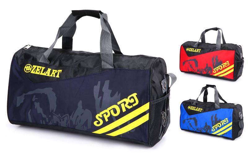 ede35d5b911c Сумка спортивная Zelart Sport 4120, 3 цвета: 38х21х21см: продажа ...