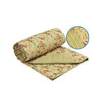 Одеяло облегченное овечья шерсть поплин 172х205 Руно English style