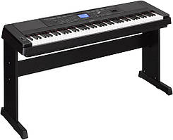 Синтезатор YAMAHA PSRDGX660 Black PortableGrand