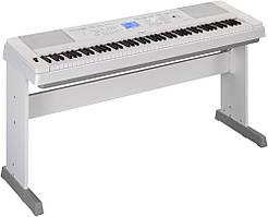 Синтезатор YAMAHA PSRDGX660 White PortableGrand