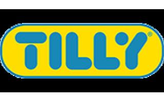Универсальные коляски Baby Tilly