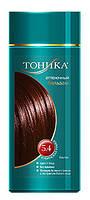 Оттеночный бальзам для волос Тоника 5.4 Кубинская румба (Коричнево-красный)
