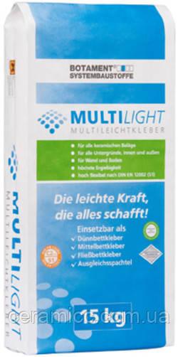 MULTILIGHT Многофункциональный клей для плитки C2 TE S1 / S2