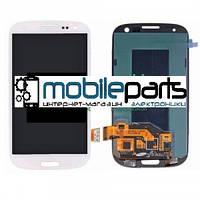 Оригинальный Дисплей (Модуль) + Сенсор (Тачскрин) для Samsung i9300   I9305   I747   R530 Galaxy S3 (rev 7.0)
