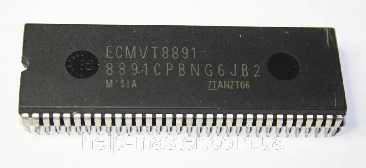 Процессор 8891CPBNG6JB2;  (ECMVT8891)